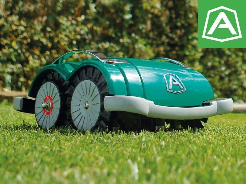 Robot da giardino u giardiniere bergamo